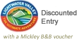 Lightwater Valley Discounted Entry